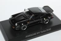 "1/64 Kyosho PORSCHE 6 ""Secret"" 911 TURBO [930] - 1/87 SCHUCO & 1/64 KYOSHO ミニカーコレクション byまさーる"