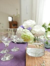 5月のおもてなし会 3 - la fleur ラ・フルール