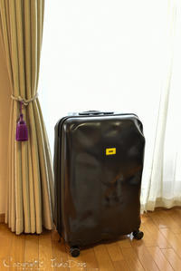 旅行準備はスーツケースから:ダメージ加工がスタイリッシュな『CRASH BAGGAGE(クラッシュバゲージ)』 - IkukoDays