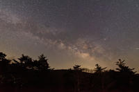 満天の星空 ~大台ケ原 - katsuのヘタッピ風景