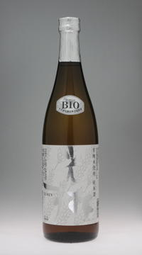 光琳 有機米純米酒 [千代菊] - 一路一会のぶらり、地酒日記