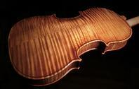 ヴァイオリン完成 - 村川ヴァイオリン工房