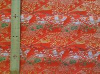 西陣・金襴の布 4 - おさや糸店