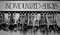 INDIVIDUALIZED SHIRTS Old Model - 仙台古着屋shack-a-luck (シャカラック)