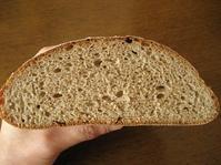 ライ麦40%のパン - slow life,bread life