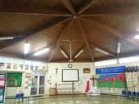 ロンドンのカトリック幼稚園 - feliz contigo**   -Mikaの日記-