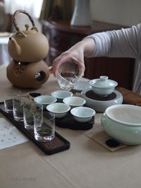 西湖龍井 梅家塢 - お茶をどうぞ♪