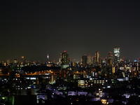 夜景 / F50fd - minamiazabu de 散歩 with FUJIFILM