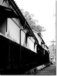 【ろ】路地:ろじ - ネコニ☆マタタビ