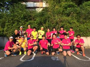 第124回定期練習会をしました。(2017/5/21開催) - 【RUNNING TEAM ハムちゃんず】ハム式ブログ 『いっぱい食べて、いっぱい走ろう!』