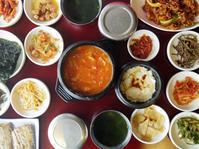清潭コルでおかずいっぱい食べました♡ - さくらの気持ちとsuper Seoul♪~ソウル旅行と美容LOVE~