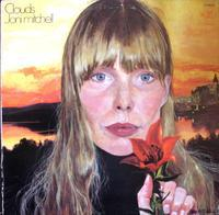 Joni Mitchell  その4    Clouds - アナログレコード巡礼の旅~The Road & The Sky