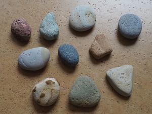 石拾い日和じゃなくても石拾い - azukki的.