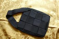 ビンテージ黒の小バッグ - スペイン・バルセロナ・アンティーク gyu's shop