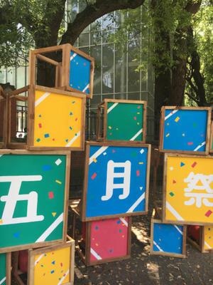 東京大学の五月祭 - DAY BY DAY