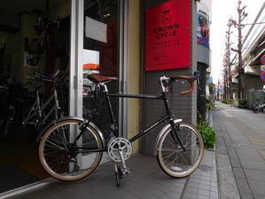 RALEIGH RSP がカッコよく仕上がりました! & 6月の臨時休業のご案内 - 246(玉川通り)沿いの自転車店 CROWN CYCLEのブログ
