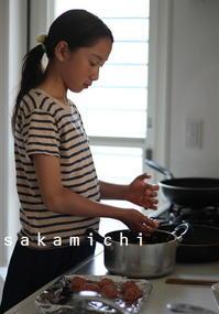 運動会の支度 開始 - sakamichi