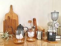 【ポチレポ】暑い日はアイスコーヒー&お買い回り - 10年後も好きな家