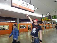 大阪周遊 5/16 (4)【ハードロックカフェ・ユニバーサルスタジオシティ店】 - ROUTE・G DRIVE AFTER DEATH