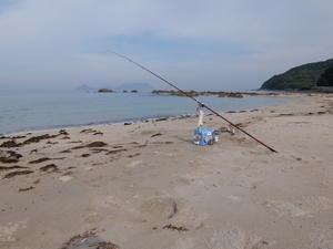 今日は北浦方面を調査です。 - 山陰キスの釣り歩き