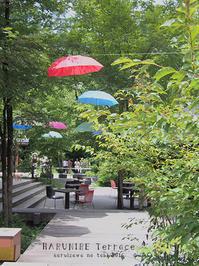 ハルニレテラス /ハルタ  / 浅間 翁   長野・軽井沢 - Favorite place  - cafe hopping -