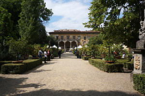 コルシーニ邸のフィレンツェ職人展〜アルティジャナート・エ・パラッツォ - フィレンツェ田舎生活便り2