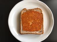 カリッとチーズトースト - ぼっちオバサン食堂