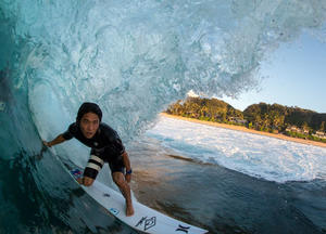 M's surfing life surfing world
