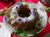 ヴィクトリア サンドウィッチ ケーキ と さよならティーポット茶会 - AppleRose
