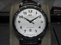 IWC ダ・ヴィンチ新作モデル‼ - 熊本 時計の大橋 オフィシャルブログ