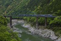南風 第2吉野川橋梁 - レイルウェイの毎日