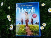 この夏、日本の映画館でアルプスのハイジに会える!? - ヘルヴェティア備忘録―Suisse遊牧記