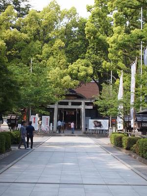 山梨県の由緒ある神社へ。。。 - 一場の写真 / 足立区リフォーム館・頑張る会社ブログ