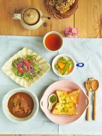 ハヤシ朝ごはん - 陶器通販・益子焼 雑貨手作り陶器のサイトショップ 木のねのブログ