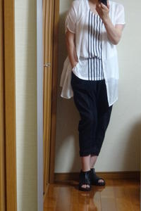 GINZA SIXで買ったブラウスを着てみました - おしゃれ自己満足日記