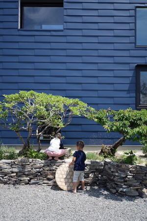 家族の風景。 - ミヤザキヒロシの中庭空間