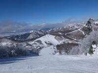 2017.01.28 志賀高原でスキー - ジムニーとカプチーノ(A4とスカルペル)で旅に出よう