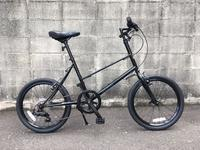 "BRUNO Mixte F ""BLACK"" 入荷です - THE CYCLE 通信"