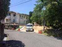 生駒山の家 進捗状況2 - 国産材・県産材でつくる木の住まいの設計 FRONTdesign  設計blog