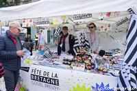 晴れの週末、ご近所の「ブルターニュ祭り」へ - パリときどきバブー  from Paris France