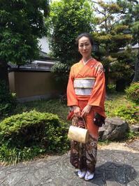 2017.5.21 お客様のご紹介♪ - 伊勢のレンタル着物 夢小町のブログ