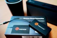 【おや?】TaoTronics Bluetoothトランスミッター TT-BA01 - Doors , In & Out !    SAMのキャンプブログ