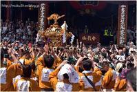 三社祭(Ⅱ) - muku3のフォトスケッチ