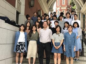 8期外ゼミ代表挨拶・ソフトボール大会 - 大垣昌夫研究会blog