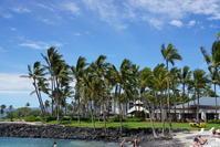 ハワイ旅行 3日目5月1日ハワイ島ホテルのビーチからプールへ 11 - Let's Enjoy Everyday!