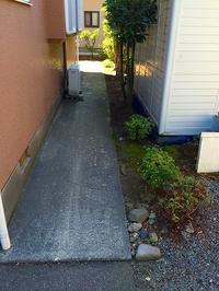 リフォーム施工例 (^w^)フェンス - まるぜん住宅設備ブログ「いつも前むき」