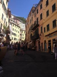 リオマッジョーレで食べる、朝フリ♪ - フィレンツェのガイド なぎさの便り
