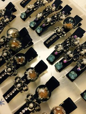 今日の作品&イベントのお知らせ - 六花*りっか*beadsな毎日