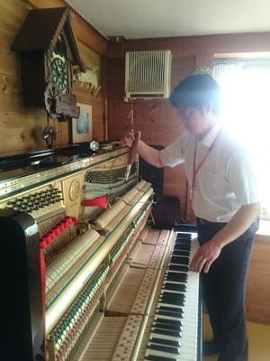 明日、蔵王ペンション「あっぷる」さんにて、コンサートします。 - ピアノ日誌「音の葉、言の葉。」(おとのは、ことのは。)