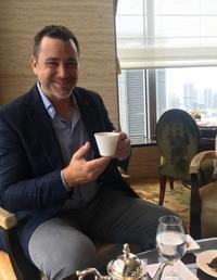 1周年そして創業者スティーブシュワルツが来日しました - Art of Tea(アートオブティー)の世界へようこそ